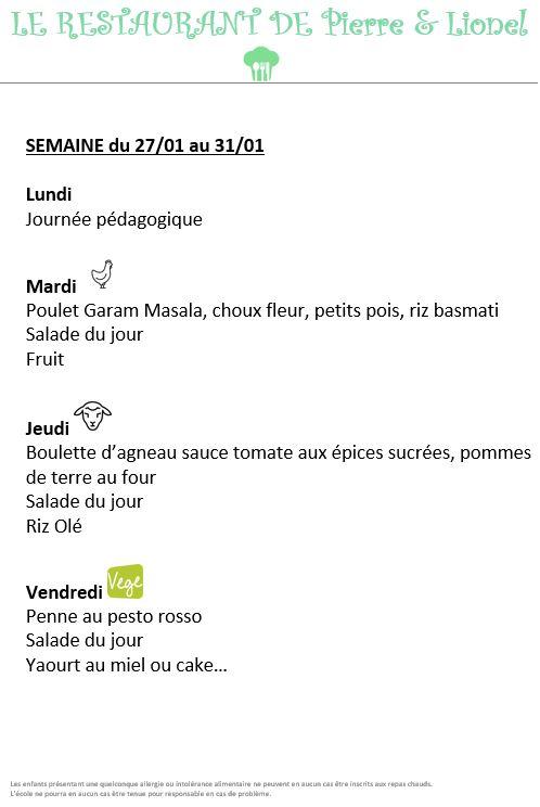 menus 24